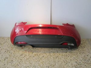 Alfa Romeo Mito 2008-2016 προφυλακτήρας πίσω με αισθητήρες κόκκινος