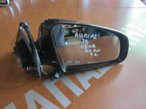 Audi A3 2003-2008 καθρέπτης δεξιός ηλεκτρικά ανακλινόμενος μαύρος 3θυρο