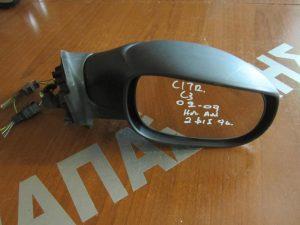 Citroen C3 2002-2009 καθρέπτης δεξιός ηλεκτρικά ανακλινόμενος άβαφος