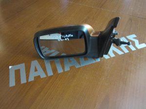 KIA Picanto 2004-2007 καθρέπτης αριστερός μηχανικός σάπιο μήλο