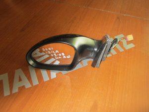 Seat Ibiza 2002-2008 καθρέπτης αριστερός ηλεκτρικά ανακλινόμενος μαύρος