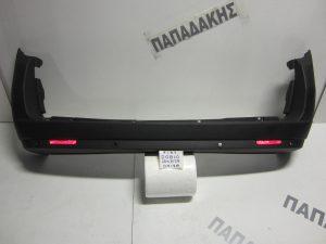 Fiat Doblo 2010-2015 προφυλακτήρας πίσω άβαφος με αισθητήρες