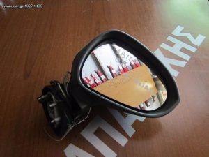 Seat Ibiza 2008-2014 καθρέπτης δεξιός ηλεκτρικά ανακλινόμενος άσπρος
