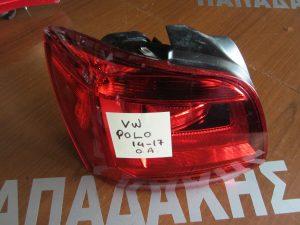 VW Polo 2014-2017 φανάρι πίσω αριστερό